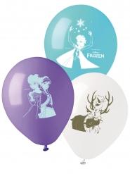 Frozen Die Eiskönigin™-Luftballons Kindergeburtstag Raumdeko 10 Stück bunt 28cm