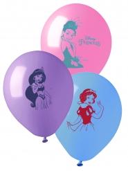 Disney™-Prinzessinnen Luftballons Kindergeburtstag 10 Stück bunt 28cm