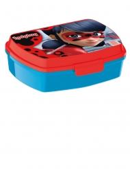 Ladybug™-Vesperdose Miraculous-Lunchbox rot-blau 16,5x13cm