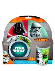 Star Wars™-Tischzubehör Frühstücks-Set 3-teilig bunt