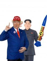 Präsident und Diktator Paarkostüm für Erwachsene