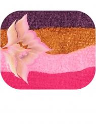 Split Cake-Make-up Spezialeffekt-Schminke mit Farbverlauf 9g pinktöne