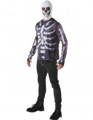 Skull Trooper Fortnite™ Kostüm für Erwachsene