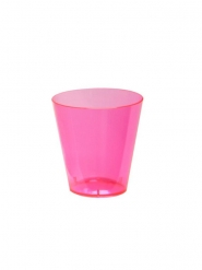 Shotbecher-Set 60-teilig 59ml pink
