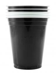Venom™-Trinkbecher Original Cup 20 Stück schwarz-weiss 530ml