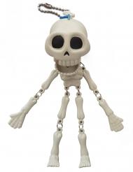 Miniatur Skelett-Anhänger Halloween 15 cm