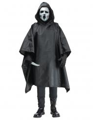 Scream™ TV-Lizenzkostüm Halloween für Herren schwarz-weiss