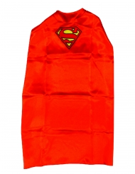 Superman™-Cape für Kinder Umhang Kostümzubehör rot-gelb