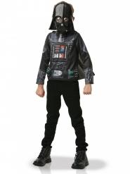 Darth Vader™-Kinderkostüm 3-teilig schwarz