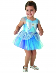 Disney™-Prinzessin Cinderella™ Mädchenkostüm türkis