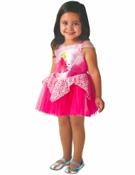 Disney™-Dornröschen Mädchenkostüm Lizenz pink