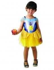 Schneewittchen™-Mädchenkostüm Disney™-Ballerina bunt