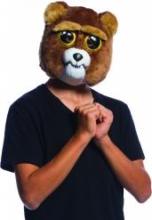 Bewegliche Bärenmaske Goliath aus Feisty Pets™ für Erwachsene