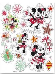 Disney™-Mickey Maus Aufkleber bunt 30x20cm