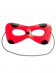 Ladybug™ Maske mit Süßigkeiten rot-schwarz