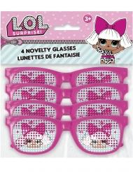 LOL Surprise™-Brillen-Set für Mädchen 4 Stück rosa