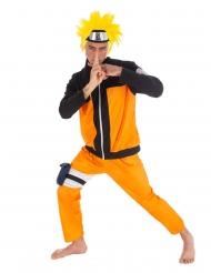 Naruto™-Anime-Erwachsenenkostüm orange-schwarz