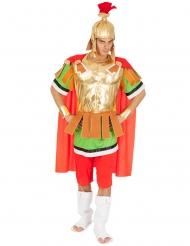 Römisches Herrenkostüm Zenturio Asterix und Obelix bunt