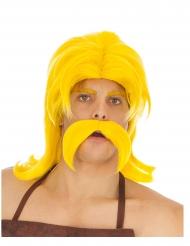 Automatix™-Asterix und Obelix Perücke und Bart blond