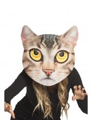 Riesige Katzen-Maske für Erwachsene