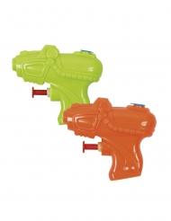 Wasserpistole Piñata-Spielzeug bunt 7 x 8 cm