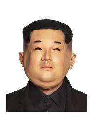 Latex-Maske koreanischer Diktator für Erwachsene