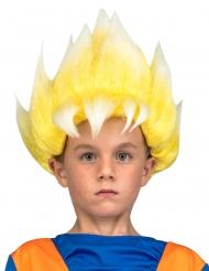 Super Saiyjan Goku™-Kinderperücke Kostümzubehör blond