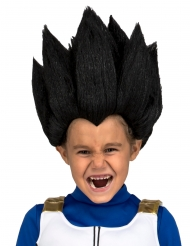 Dragon Ball Z™ Vegeta-Perücke für Kinder schwarz