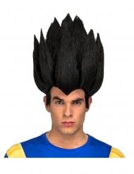 Dragon Ball Z™-Vegeta Perücke für Erwachsene schwarz