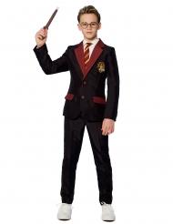 Mr. Gryffindor™-Suitmeister-Kostüm für Kinder Lizenz schwarz-rot-gelb