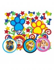 Paw Patrol™-Tischkonfetti Kindergeburtstag bunt 34g