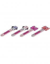 Minnie Maus™-Nagelfeilen-Set Kosmetik-Zubehör 4 Stück pink