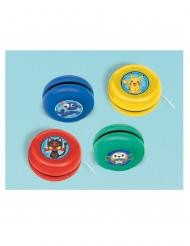 Pokemon™-Jojos Spielzeuge für Kinder Lizenz 12 Stück bunt