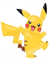 Pikachu™-Ballon Pokémon™ Folienballon 132 x 144 cm