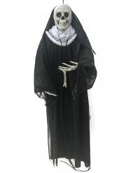 Nonne zum Aufhängen Halloween-Deko 86 cm