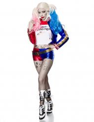 Hochwertiges Harlekin-Kostüm Filmstar für Damen bunt