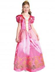 Prinzessinnen-Kleid für Mädchen pink