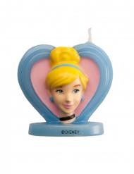 Cinderella™-Kerze 3D Kuchendeko bunt 5,5cm