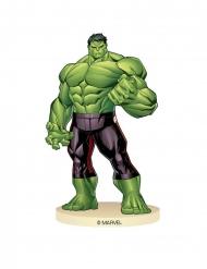 Lizenz Hulk-Figur Avengers™ violett-grün 9 cm