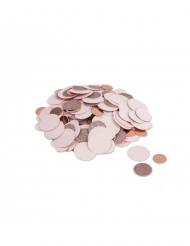Tisch-Konfetti im Beutel Deko-Artikel roséfarben 14 g