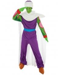 Piccolo Dragon Ball™-Kostüm für Erwachsene bunt