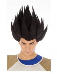 Vegeta Saiyan™-Perücke für Herren Dragon Ball Z™ Faschingsaccessoire schwarz