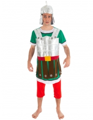 Römischer Krieger Asterix und Obelix™ Gallier rot-grün-weiss