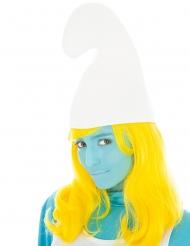 Schlumpf™-Mütze Schlumpfine™ weiss