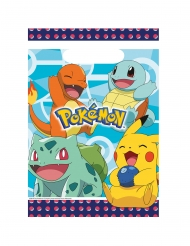Pokémon-Geschenktaschen für Kinder 8 Stück bunt