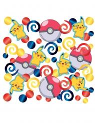 Pokémon™-Konfetti für den Tisch Party-Zubehör bunt 14 g