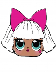LOL Surprise™-Maske Diva™ für Kinder bunt