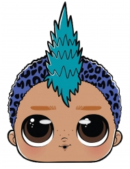 LOL Surprise™-Punk boy Maske für Kinder bunt