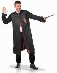 Harry Potter™-Kostümzubehör-Set für Erwachsene Gryffindor schwarz-rot-gelb