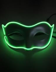 LED Augenmaske für Erwachsene neonfarben